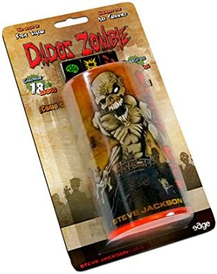 Edge Entertainment Dados Zombie, Multicolor (EDGSJ02): Amazon.es: Juguetes y juegos