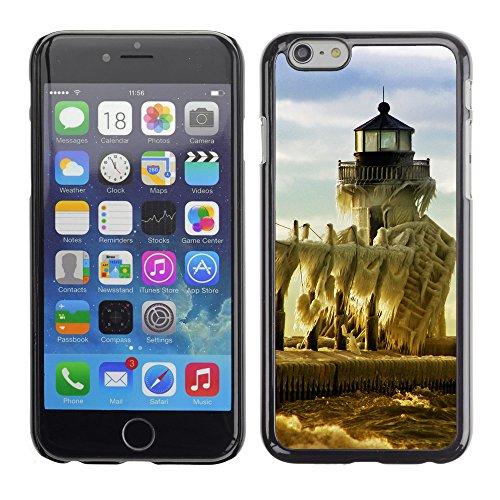 "Premio Sottile Slim Cassa Custodia Case Cover Shell // F00013838 phare // Apple iPhone 6 6S 6G 4.7"""
