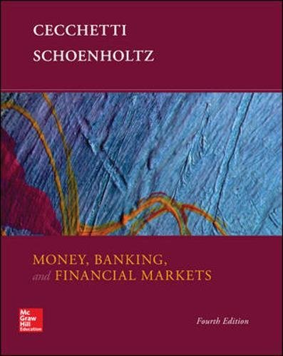 Money, Banking and Financial Markets (Bank Of The West Online Banking)