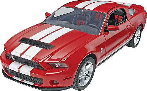 Revell 2010 Ford Shelby GT500 (Mustang Model Kit)