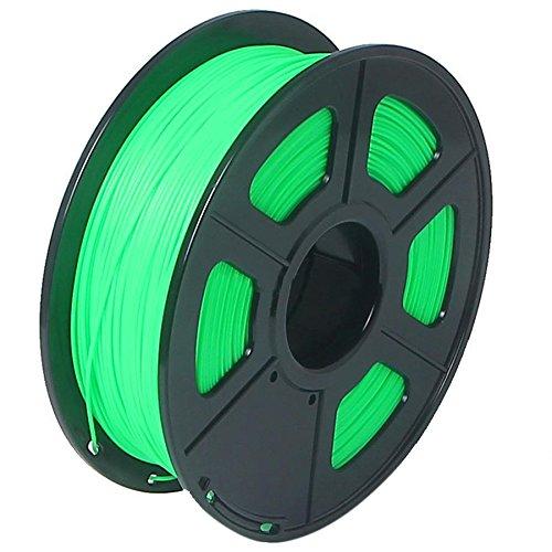 PLA Filament - SODIAL(R)3D Printer Filament 1kg/2....