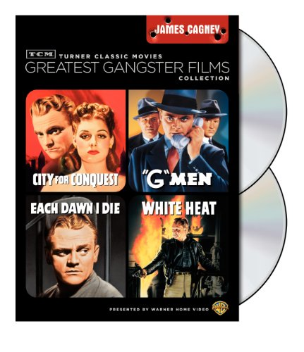 TCM Greatest Classic Film Collection: Gangsters - James Cagney (White Heat / City for Conquest / Each Dawn I Die / G ()