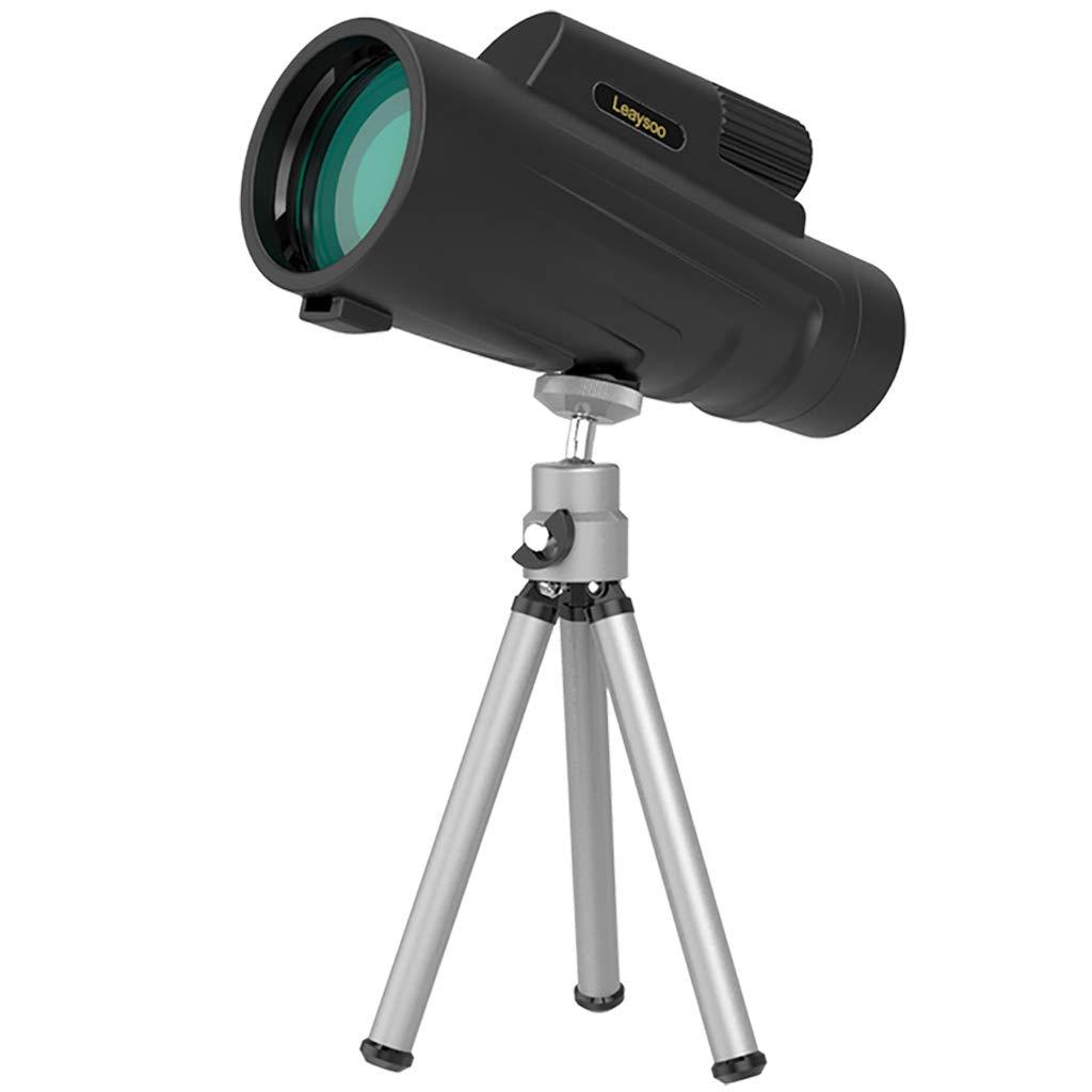 【第1位獲得!】 三脚マウント付き単眼双眼鏡 B07MQ472GS、ナイトビジョン10×50単眼望遠鏡、バードウォッチングハイキングコンサートのための防水霧防止望遠鏡 B07MQ472GS, ブランドショップアルカンシェル:675a0dc2 --- arianechie.dominiotemporario.com