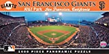 MasterPieces MLB San Francisco Giants Stadium Panoramic Jigsaw Puzzle, 1000-Piece