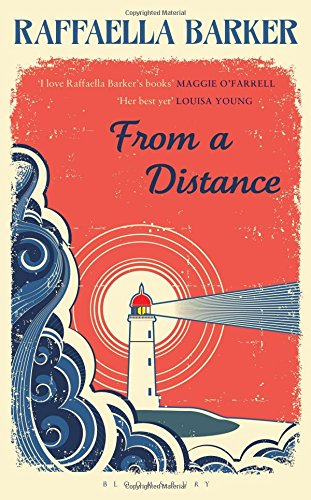 book cover of From a Distance