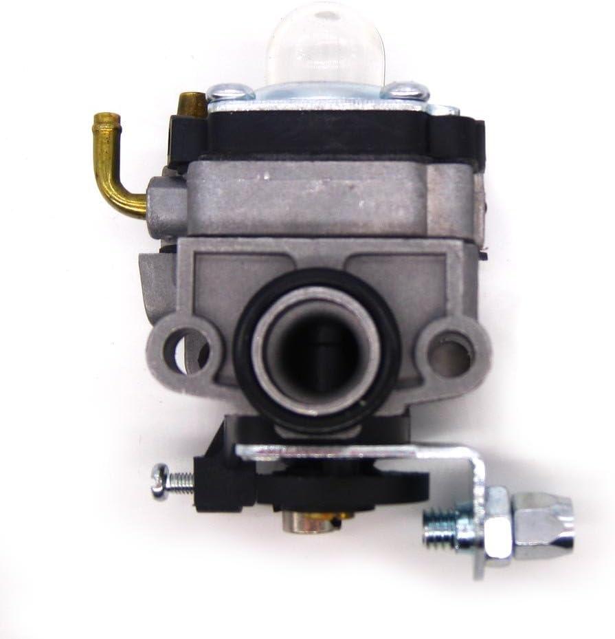 SODIAL Carburateur pour Troy-Bilt TB575SS TB590BC TB146EC Walbro WYL-19-1 WYL-19 WYL-229 WYL-229-1 Pi/èCes de Rechange pour Tondeuse