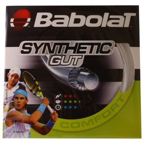 Babolat Synthetic Gut 16G Tennis String