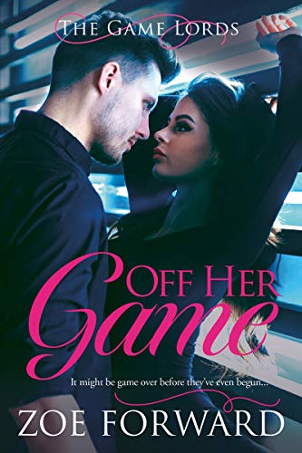 Cosmic Girl Games (Off Her Game (The Game Lords Book)