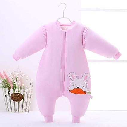 Gleecare Saco de Dormir para bebé,Otoño y el Invierno cálido contra Patada es Espesado