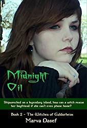 Midnight Oil (The Witches of Galdorheim Book 2)