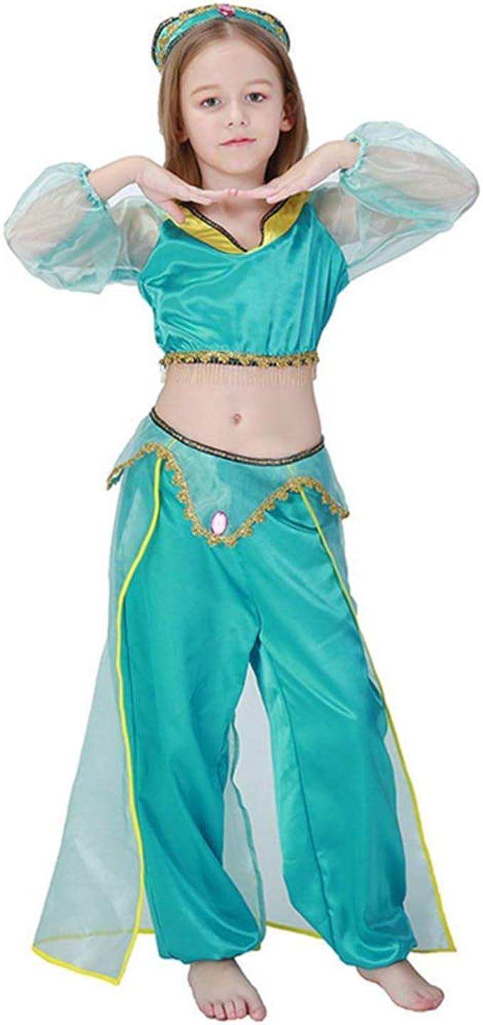 xiemushop - Disfraz de Princesa Arabe para Mujer Traje de ...