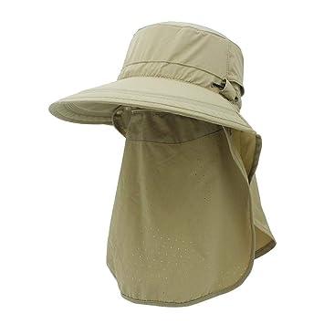Eternitry Visera Multiusos, protección UV, Escalada al Aire Libre, Cuello Facial, Gorra
