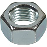 The Hillman Group 150003 Finish Hex Nut, 1/4-Inch by 20-Inch, 100-Pack