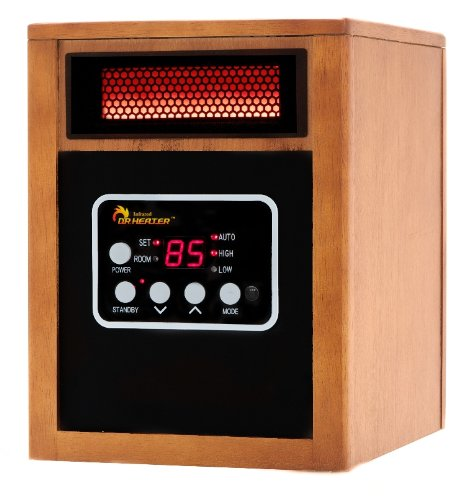 Dr Infrared Heater Portable Space Heater