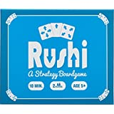 Nexci Rushi Strategy Tile Game: 2 Player Board Game