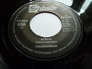 Thundermug - Africa