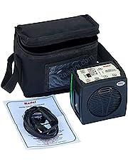 RADEL Dhruva Nano Zx Shruti Box With Bag, Manual & Mains Cord (PDIAFJ)