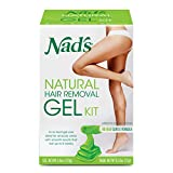 gel removal kit - NAD'S Gel Kit with Moisture Plus Body Balm, 6 Ounce (Pack of 3)