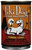Tiki Dog Gourmet Whole Food 12-Pack Tonga Luau Robust Sardine Cutlet On Brown Rice With Carrot, Egg, Kale And Garlic In Fish Consommã Pet Food For Sale