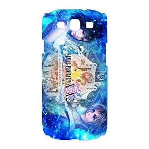 Samsung Galaxy S3 I9300 Phone Case White Final Fantasy X NLG7822998