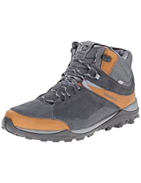 Merrell Men's Fraxion Mid Waterproof Mid Hiking Boot