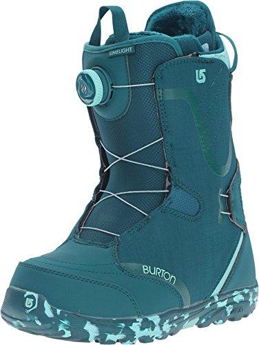 Burton - Womens Limelight BOA Snowboard Boots 2017, The Teal Deal, (Snowboard Boot Women)