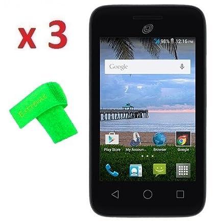 Amazon.com: Flexible Piel de TPU Caso Teléfono Celular ...