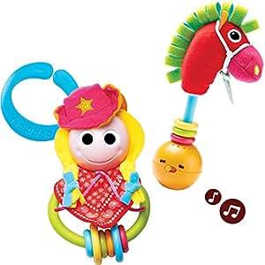 Yookidoo 020373401198 Giddy Up Gal Play Set