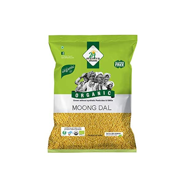 Best Organic Moong Dal