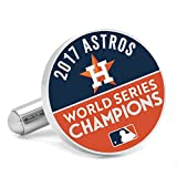 Mens Executive MLB Cufflinks Houston Astros 2017 World Series Champions Cufflinks