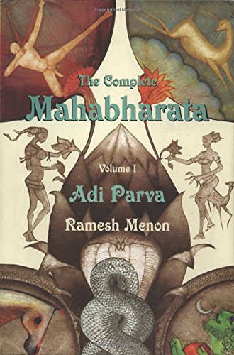 The Complete Mahabharata Vol 1- Adi Parva pdf