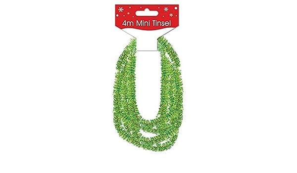 Amazon concept u m mini decorative tinsel garland christmas