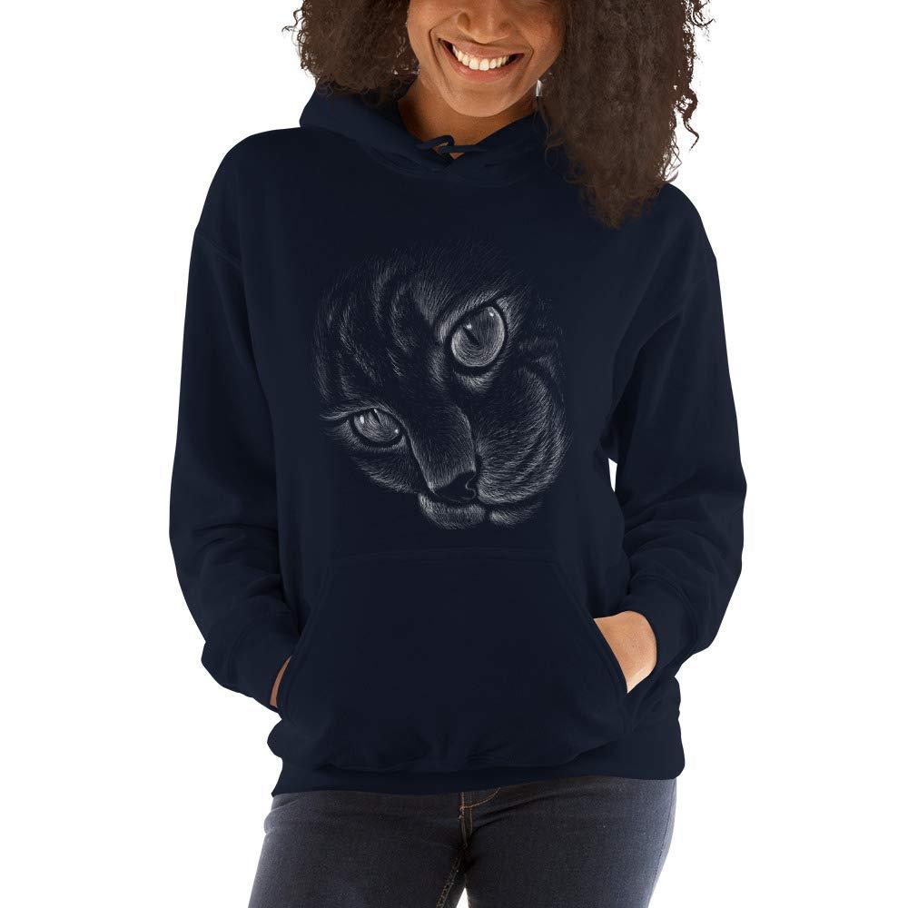 Hoodie Cat Cat Hooded Sweatshirt