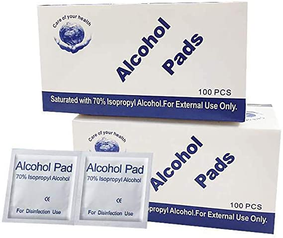 Disposable Alcohol Cotton Tablet
