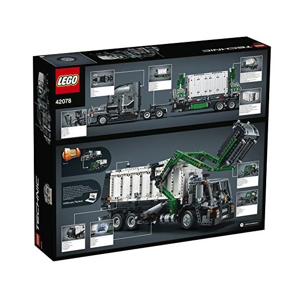 LEGO- Technic Mack Anthem Set di Costruzioni 2 in 1 con Motore a 6 Cilindri in Linea, Ricco di Dettagli Tecnici, per… 5 spesavip