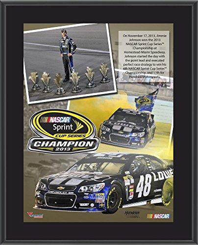 (Jimmie Johnson 2013 Sprint Cup Series Champion 10.5