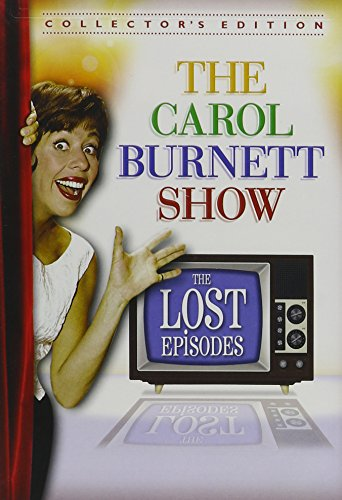 Carol Burnett Show: The Lost Episodes Limited Edition (7 DVD Collection)