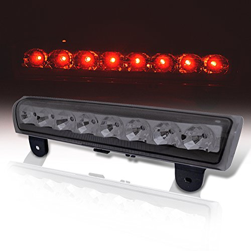 Rxmotor Chevy Suburban Tahoe Yukon XL Denali LED Replacement 3rd Brake Light Tail Cargo Lamp (Tahoe Tail Lights Lamps)