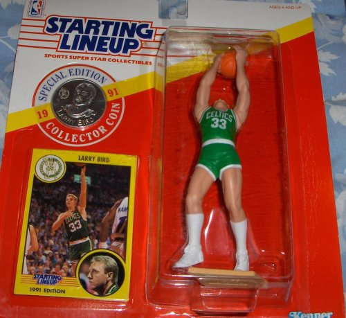 Larry Bird 1991 NBA Starting Lineup