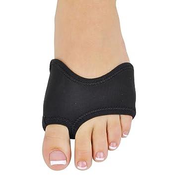 Danshuz BLACK Neoprene Half Sole Dance Shoes (1 Pair) - Girls / Women