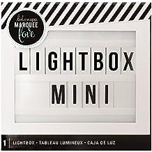 Mini marquee light box - Lightbox amazon ...