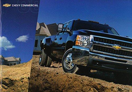 cks 2008 Full Size Color Sales Dealership Brochure, 7.25