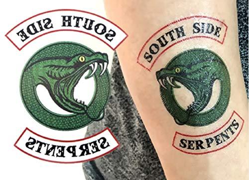 (Riverdale Southside Serpent Snake DIY 3
