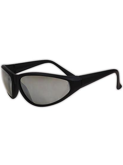 Precision Safety PY80MSPM Duo Guard Eyewear, Matte Silver Frame ...