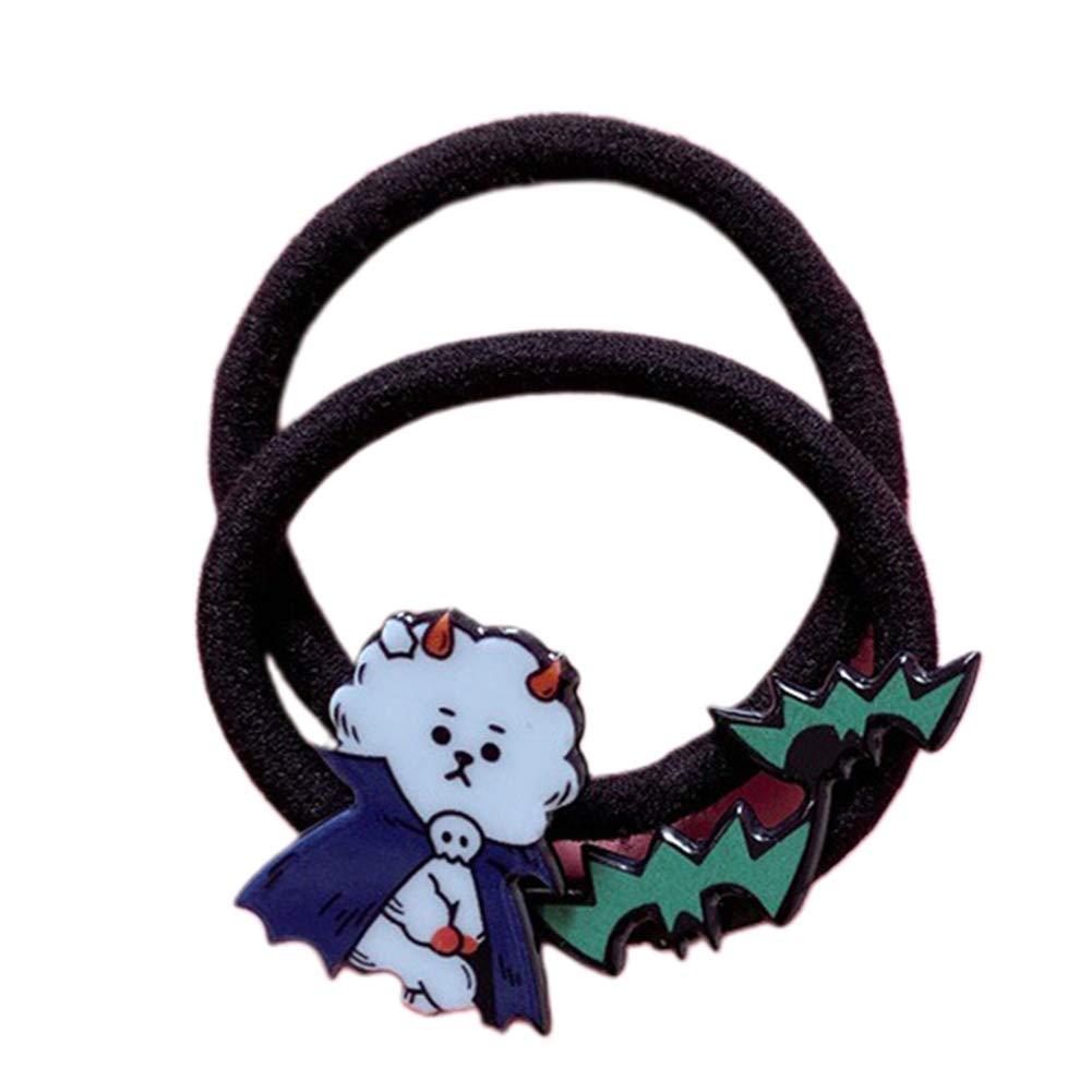 L Erickson USA Bit Headband Silk Charmeuse Blue Haze