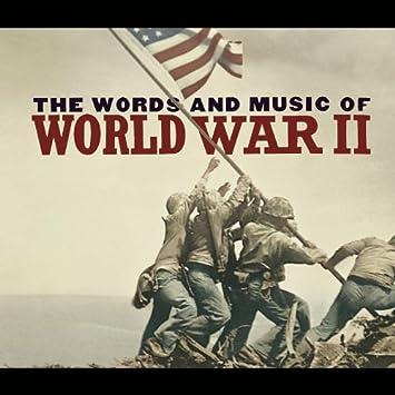Various Artists - Words & Music of World War II - Amazon.com Music