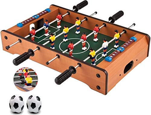 Famous Quality® Mid-Sized Football Table Soccer Game with 4 Rods Toys for All Age (Color As per Available) Price & Reviews