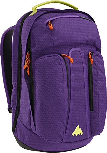 Burton Metro Backpack, Grape Crush Diamond Rip -