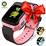 Smart Watch for Kids - Smart Watches for Boys Smartwatch GPS Tracker Watch