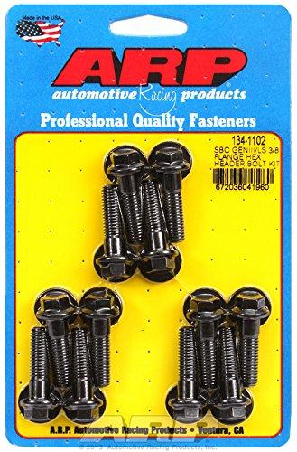 ARP 134-1102 SBC/GENIII LS 3/8 flange hex header bolt kit ()